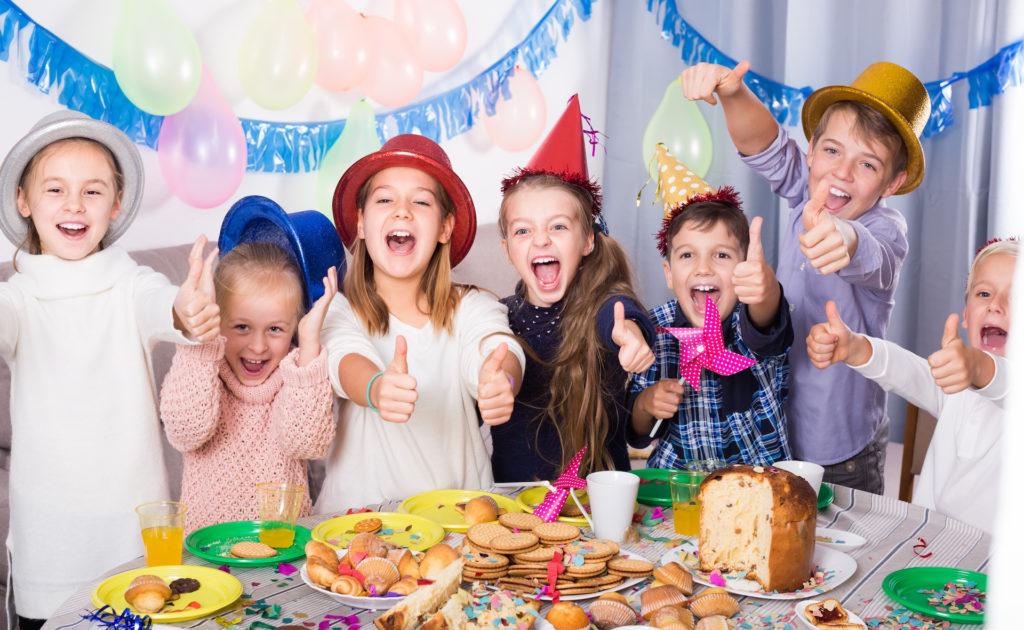 fête d'anniversaire enfants